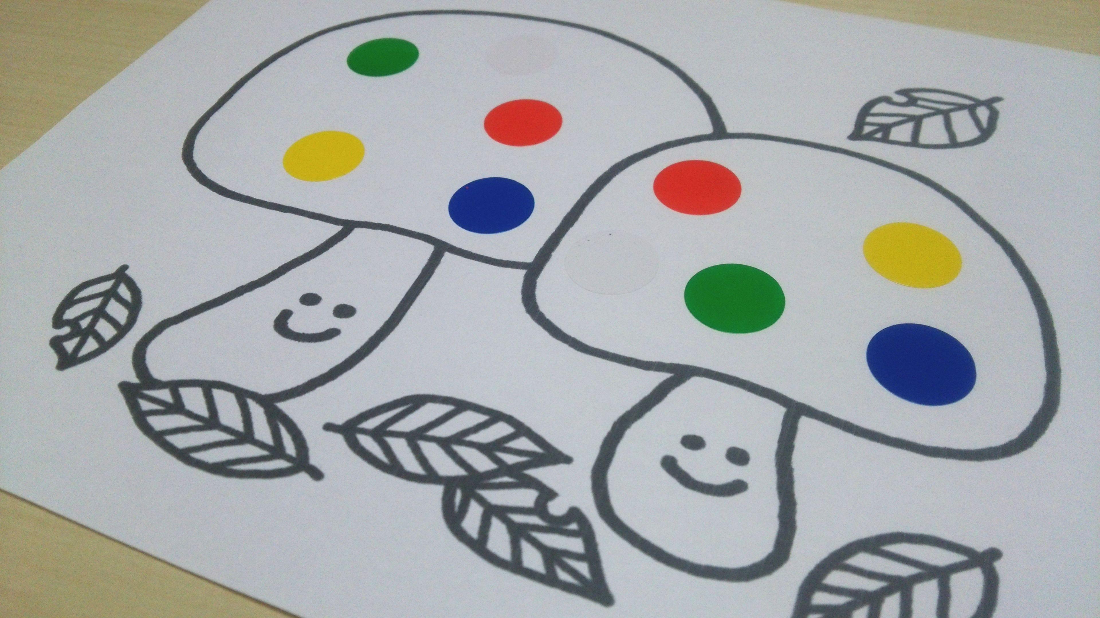 2歳からのシール貼り、知育効果を高める5つのステップ