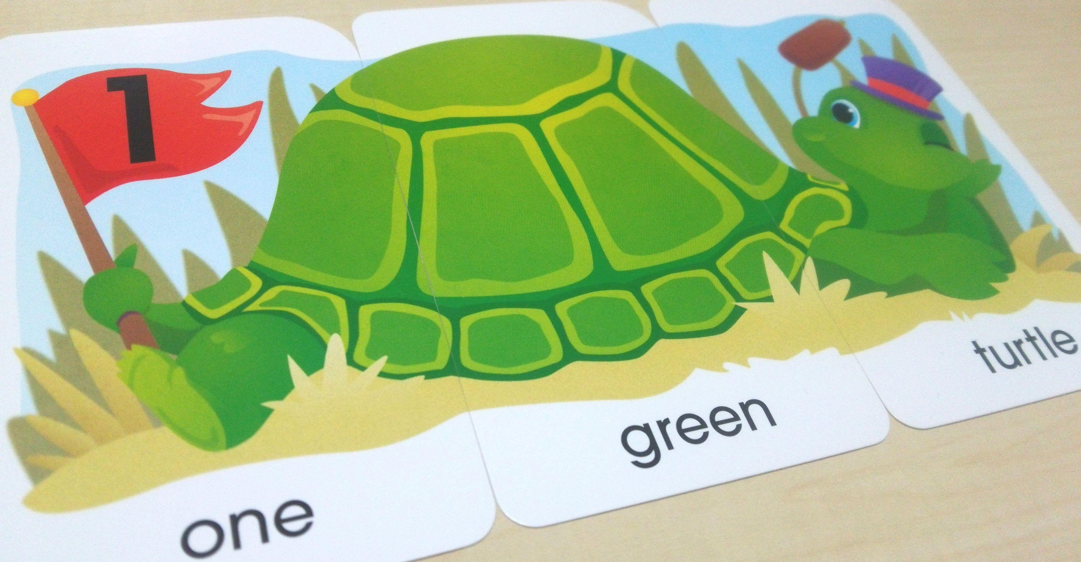 英語の教材も日本語の知育に使えるよ~レッスンで使っている英語のカード3種