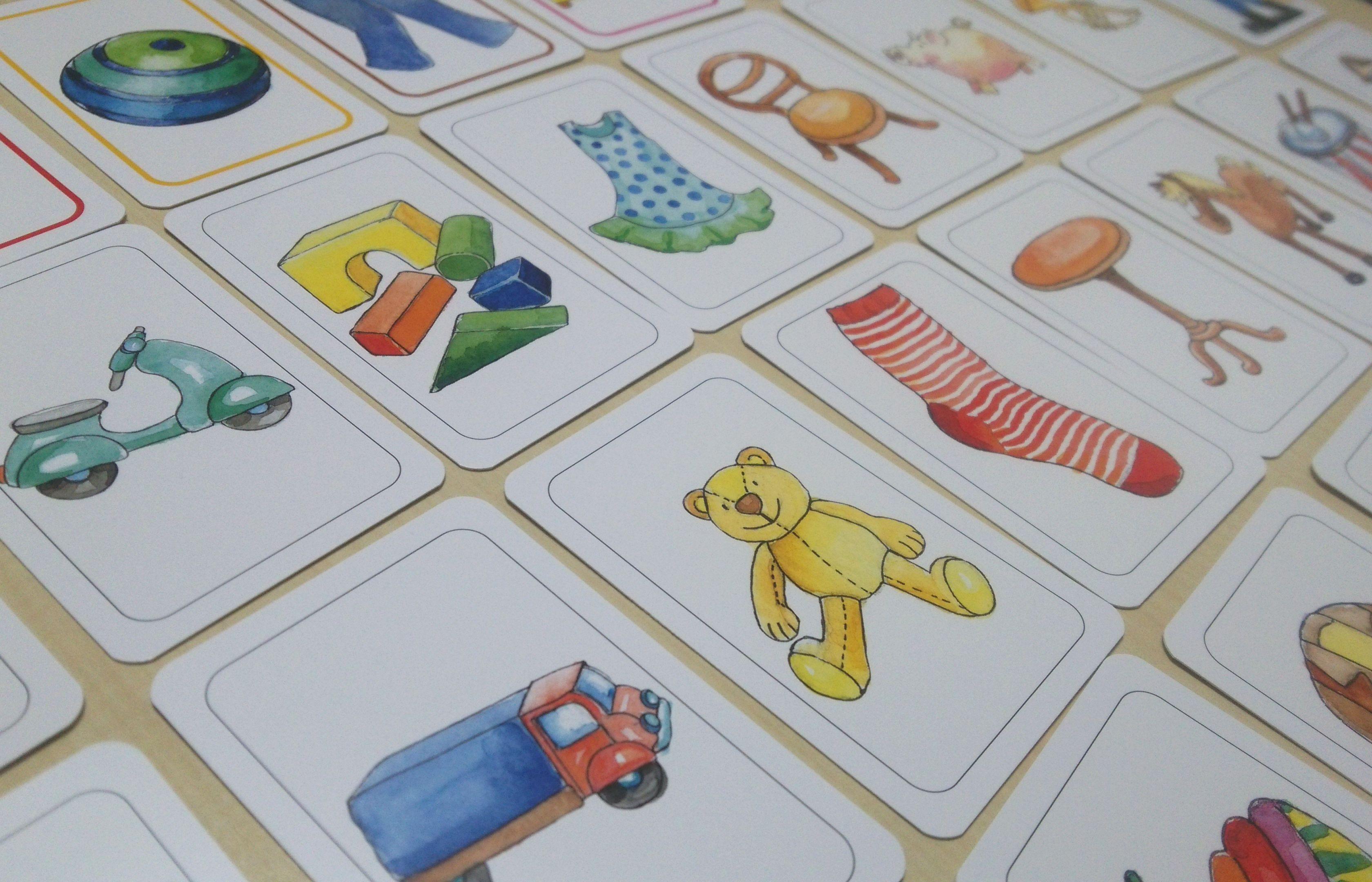 上位概念を理解するために~「なかまわけ」に使っているカード教材3種