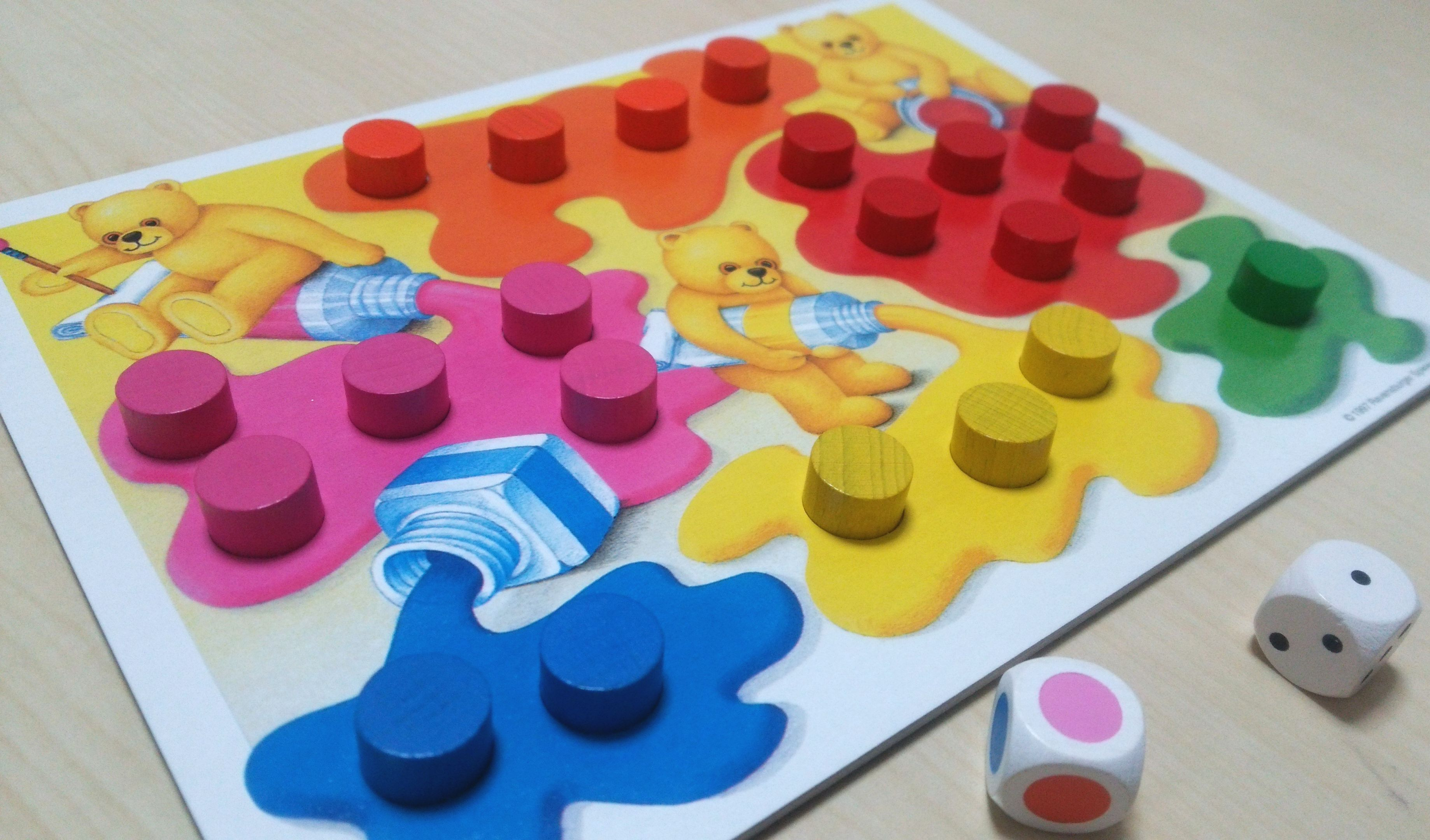 知育系ボードゲーム『クイップス』は、2歳さんの数の理解にオススメ