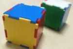 立方体展開図の理解にも役立つ『JOVOブロック』
